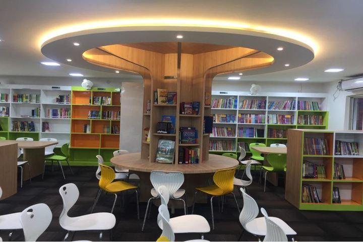 Mansur Habibullah Memorial School-Library
