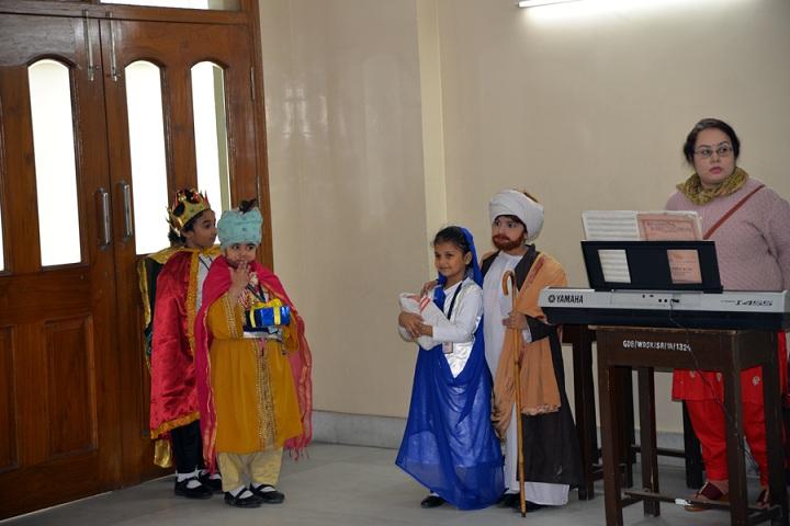 G  D  Birla Centre For Education-Skit