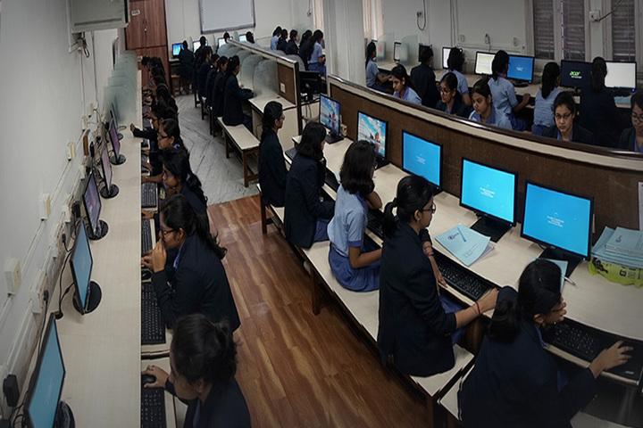 G  D  Birla Centre For Education-Computer Lab