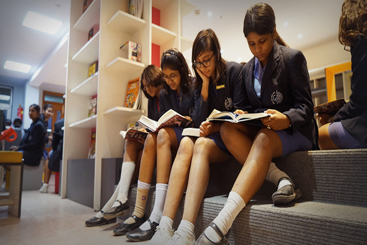 G  D  Birla Centre For Education-Library