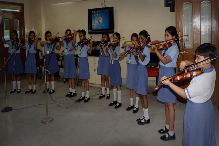 G  D  Birla Centre For Education-Music Room