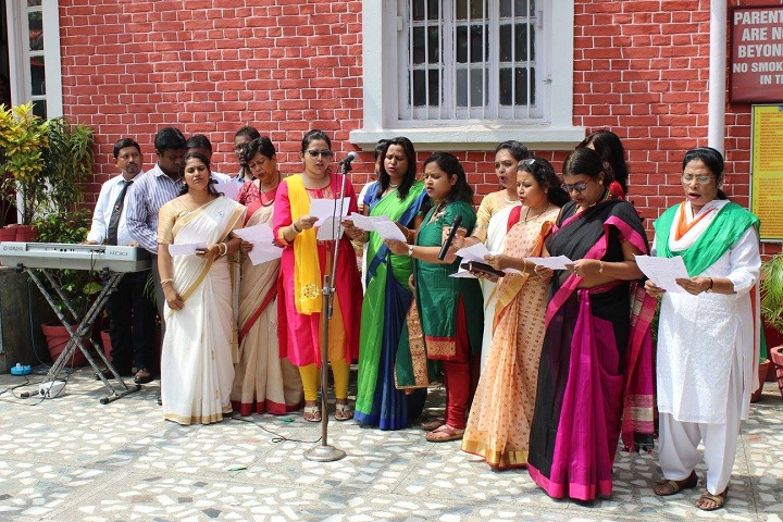 Seventh Day Adventist Senior Secondary School-Group Singing