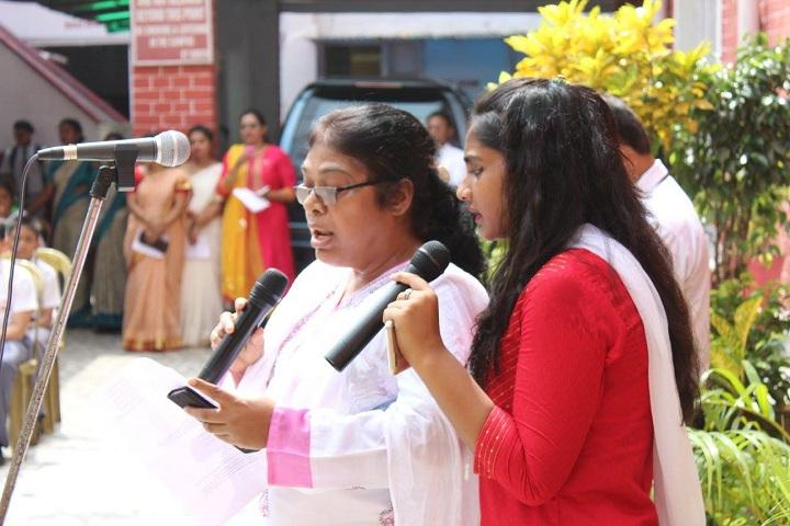 Seventh Day Adventist Senior Secondary School-Singing