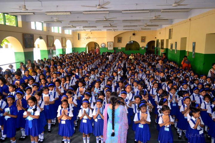 St JosephS Convent-Assembly