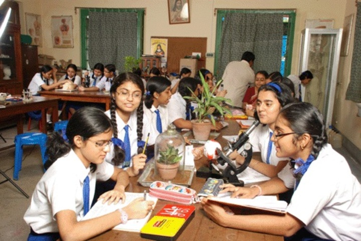 St JosephS Convent-Biology Lab