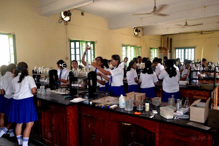 St JosephS Convent-Chemistry Lab