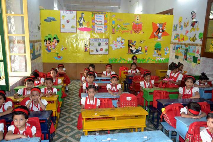 St JosephS Convent-Nursery Classroom