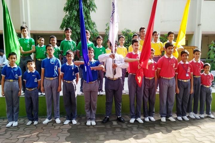 St XavierS School-Investiture Ceremony