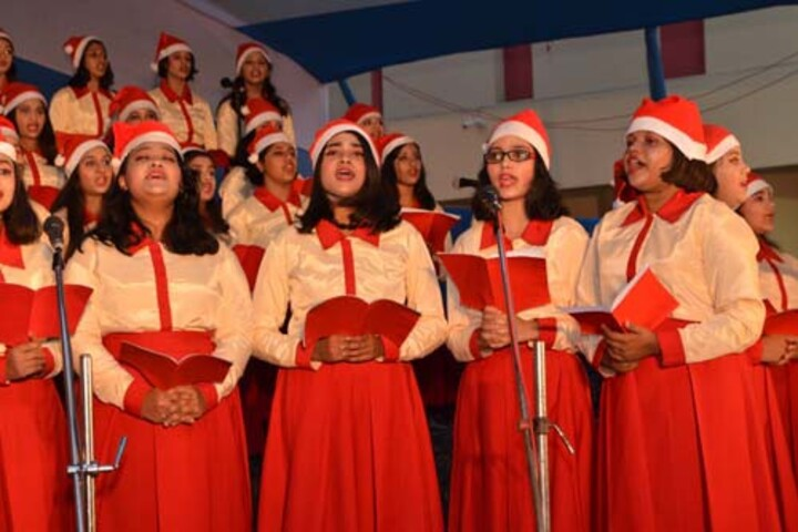 Carmel Convent High School-Carols