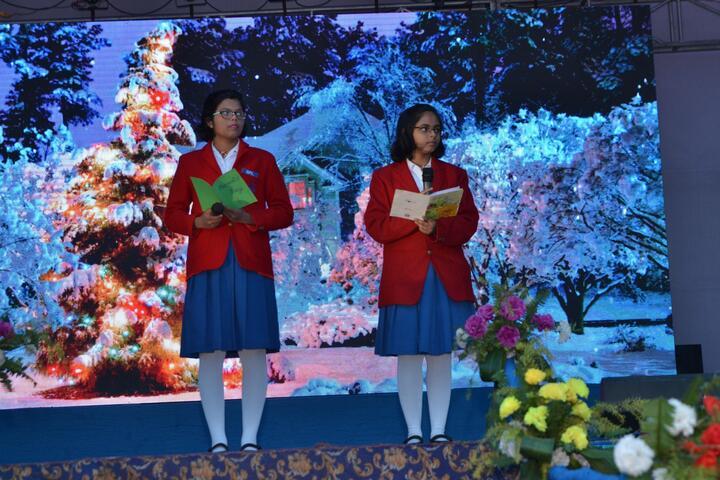 Carmel Convent High School-Christmas