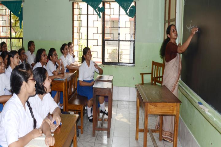 Carmel Convent High School-Class Room