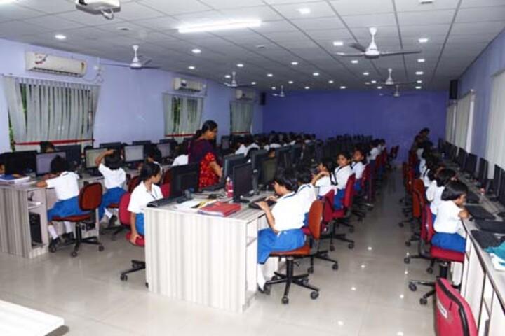 Carmel Convent High School-Computer Lab