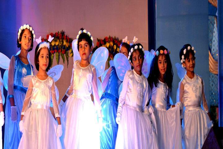 Carmel Convent High School-Dance