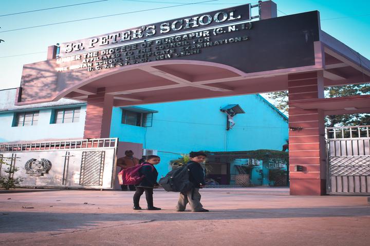 """"""" St. Peters School-School Building"""""""