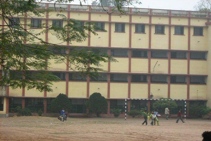 St  Michaels School-School building
