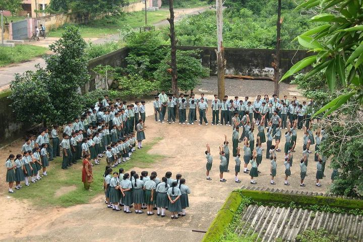 Bidhan School-Assembly