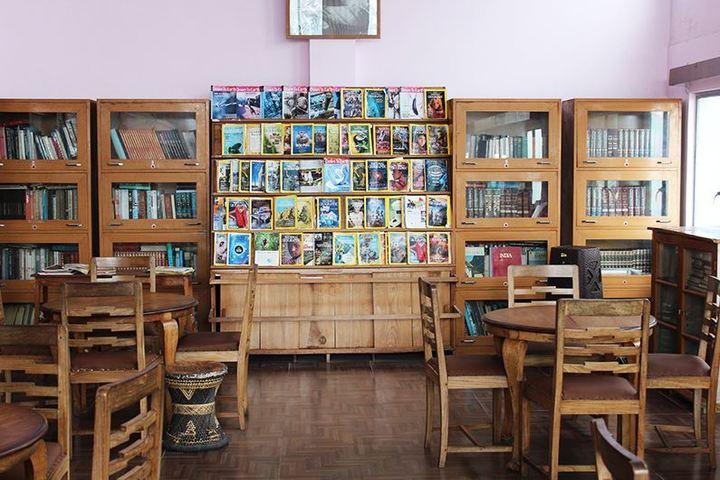 Loreto Convent School-Library