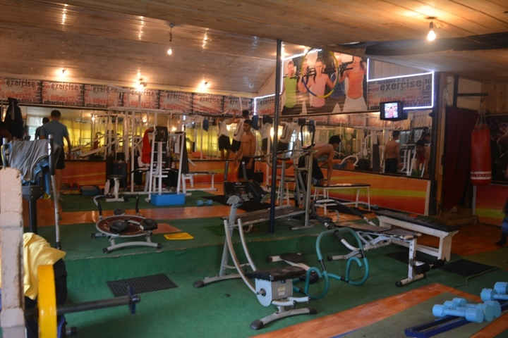 St JosephS College-Gym