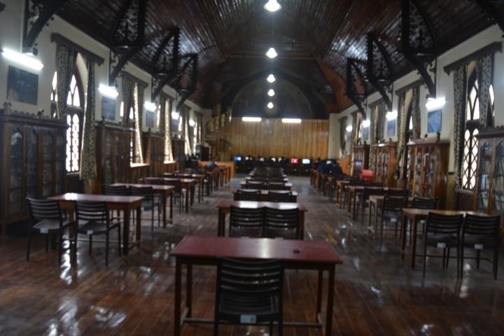 St JosephS College-Library