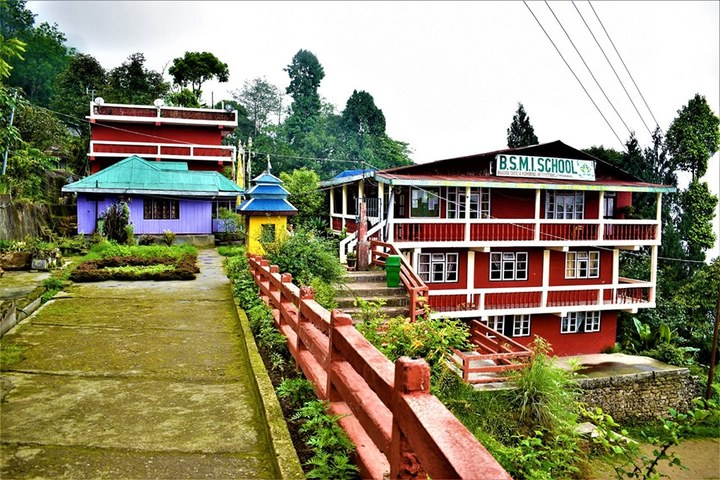 Bhadra Sheela Memorial Institutions-Campus View