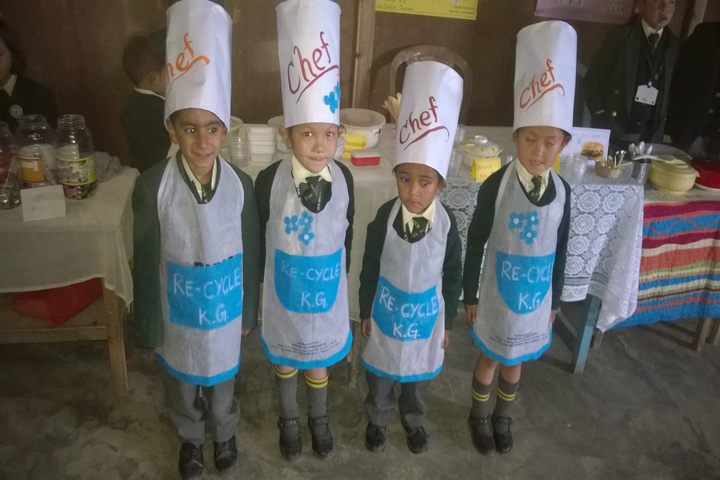 Bhadra Sheela Memorial Institutions-Junior Master Chef