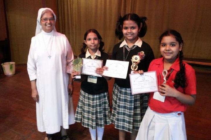 St Agnes Convent School-Achivements