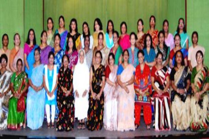St Agnes Convent School-Staff