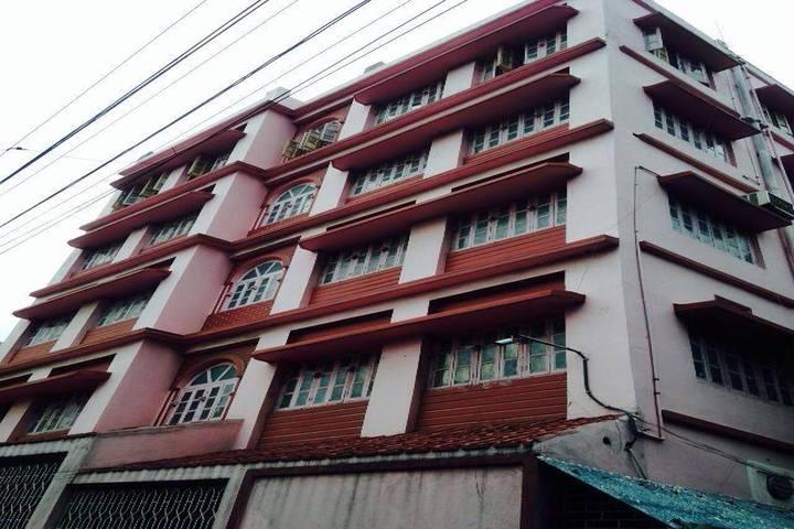 Sunrise English Medium School-Building