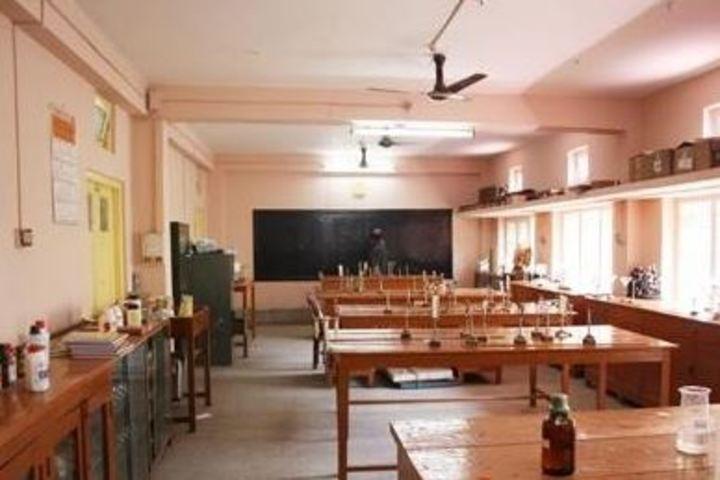 Sunrise English Medium School-Chemistry Lab