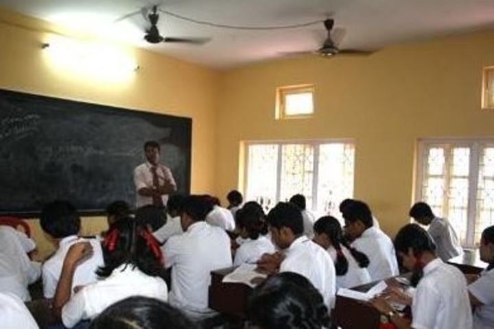 Sunrise English Medium School-Classroom