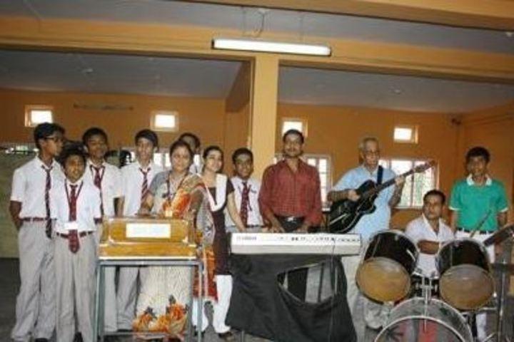 Sunrise English Medium School-Music