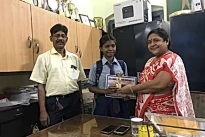 South Eastern Railway Mixed Higher Secondary School-Acheivement