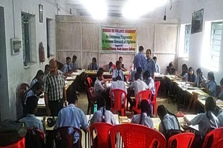 South Eastern Railway Mixed Higher Secondary School-Awarness Program