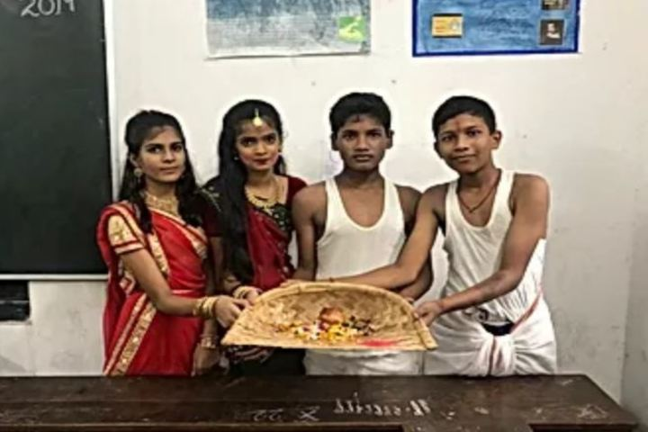 South Eastern Railway Mixed Higher Secondary School-Festival Celebrations