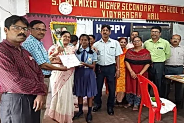 South Eastern Railway Mixed Higher Secondary School-Prize Distributio