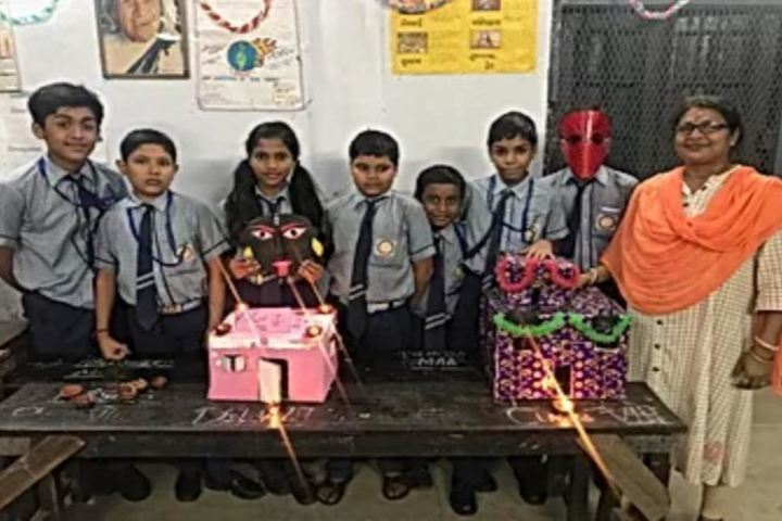 South Eastern Railway Mixed Higher Secondary School-School Exhibition