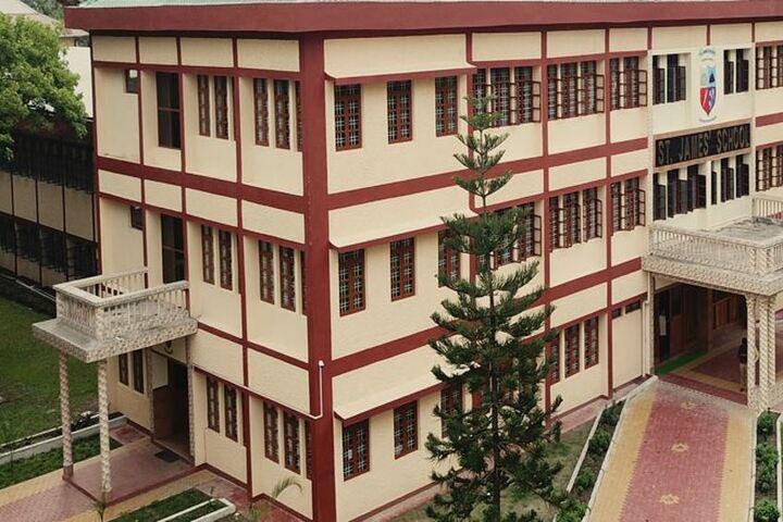 St James High School-Building