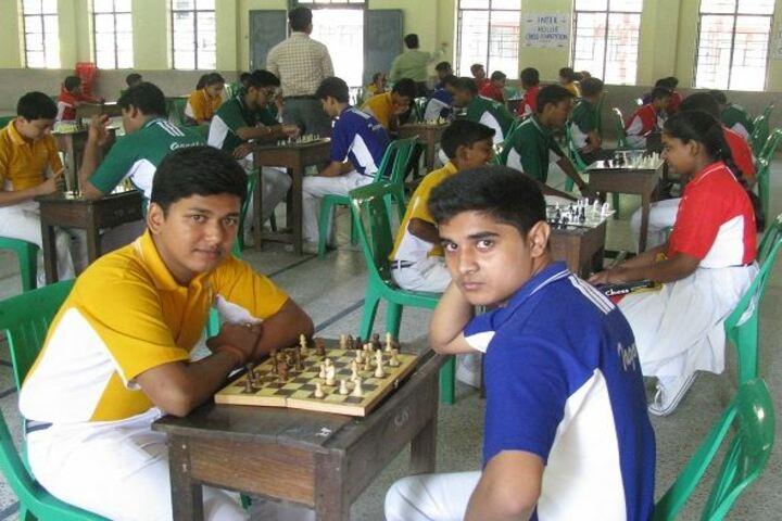 St James High School-Chess