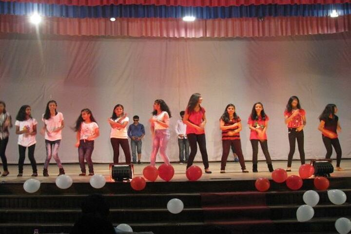 St James High School-Dance