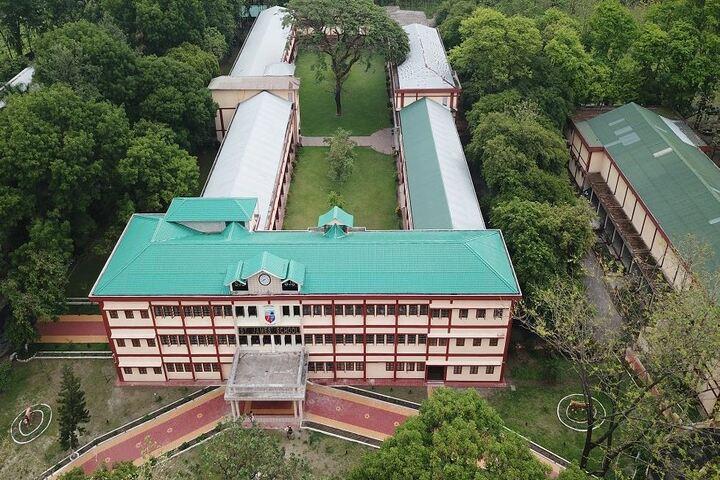 St James High School-School Over View