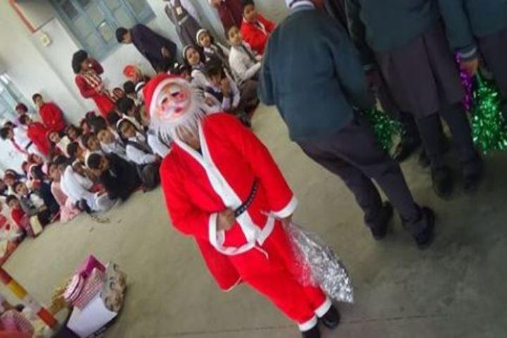 Holy Child School-Christmas Day