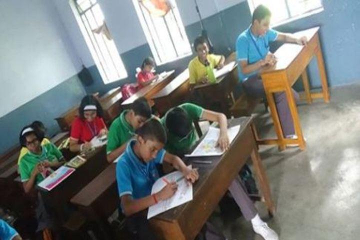 Holy Child School-Classroom