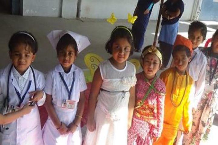 Holy Child School-Fancy Dress