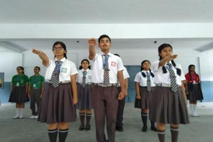 Holy Child School-Prayer