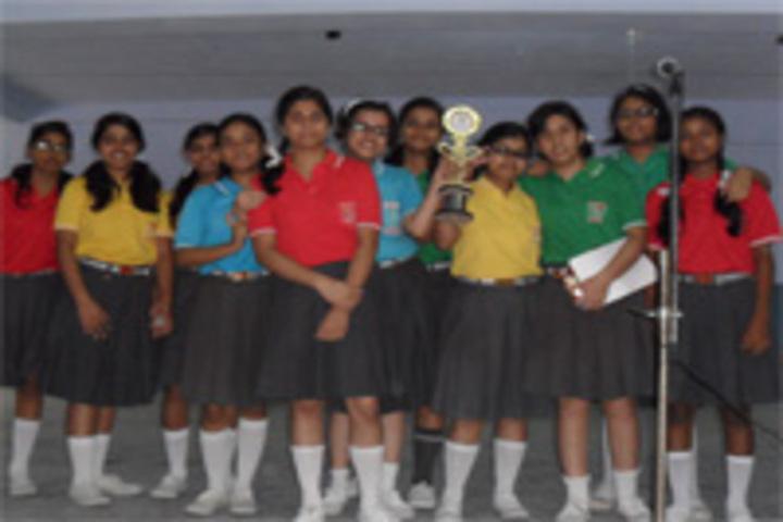 Holy Child School-Award