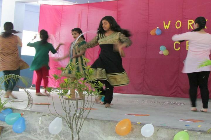 Holy Child School-Dance