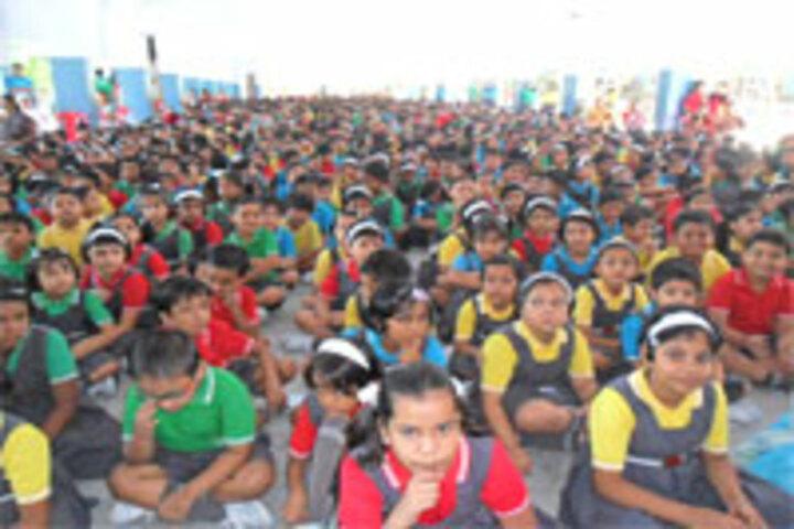 Holy Child School-Students