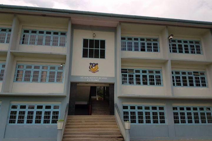 St Augustines School-Building
