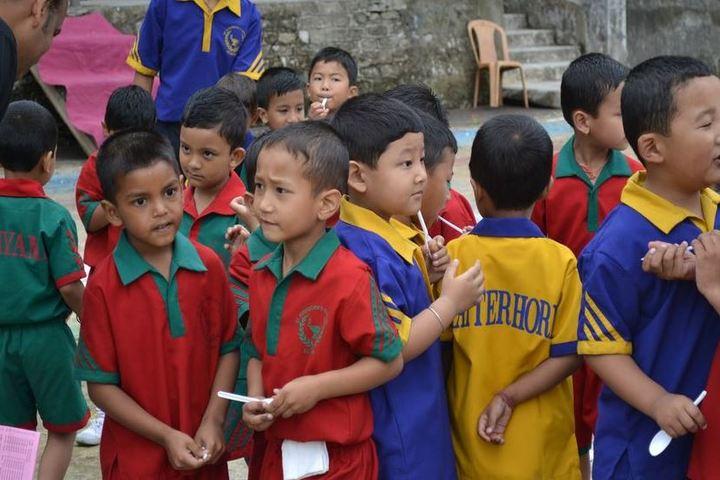 St Augustines School-Kids