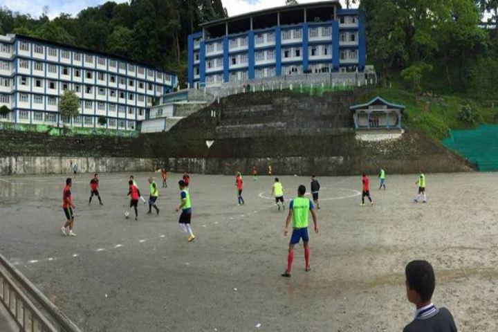 St Augustines School-Play Ground
